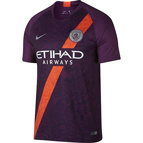 NIKE 2018-2019 Man City Third Football Shirt