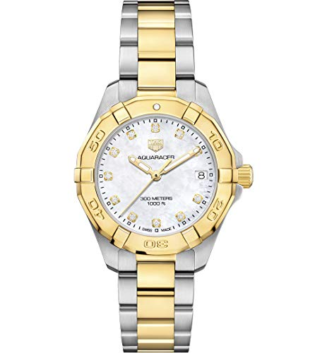 (Tag Heuer Aquaracer Diamond Ladies Watch WBD1322.BB0320 )