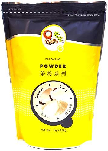 Qbubble Tea Coconut Powder, 2.2 Pound