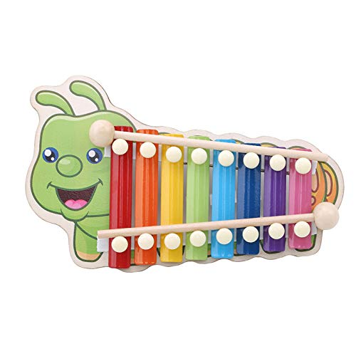X-CRAFT Baby Musical Toys Baby Animal Xylophon Toys for Children Early Musical Instrument Hand Knock Music Instruments Piano Baby Educational Toys Gift (No Interest No Payments For 12 Months)
