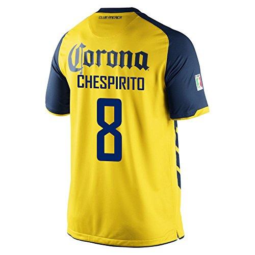 Chespirito #8 Club America Home Men Jersey