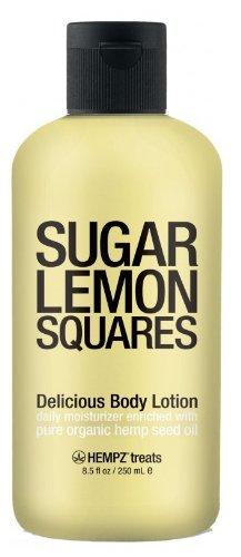 SUPRE Hempz Treats Sugar Lemon Squares Body Lotion 8.5oz