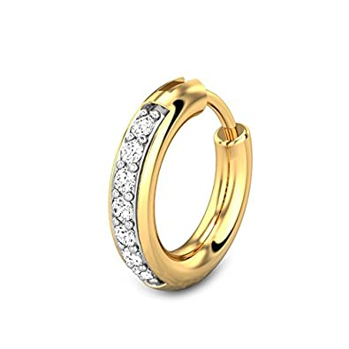 Buy Candere By Kalyan Jewellers Toriana 18k Yellow Gold and Diamond