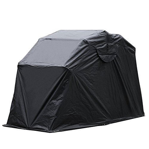 Folding Motorcycle Cover - 1