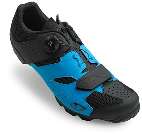 Giro Cylinder Cycling Shoes - Men's Blue/Black 45