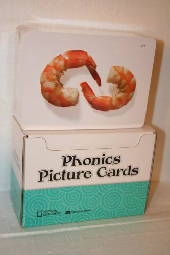 Phonics Picture Cards (In the USA)