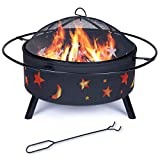 Outdoor Fire Pits Wood Burning Firepits for