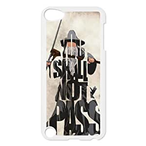 Gandalf The Lord of the Rings iPod Touch 5 Case White xlb2-340634