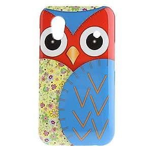 YULIN Teléfono Móvil Samsung - Cobertor Posterior - Diseño Especial - para Samsung Ace S5830 ( Multi-color , Plástico )