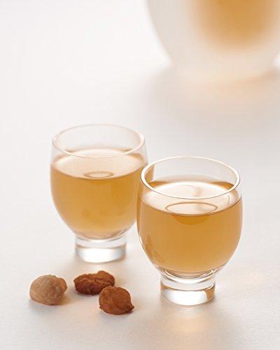 ZENS Sake Cups Set of 2, 1.2OZ Borosilicate Short Glass Cup by ZENS (Image #1)