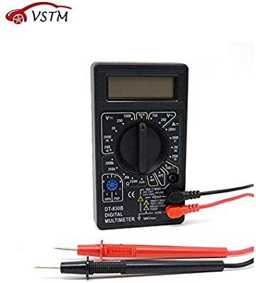 Digital Multimeter DT-830B AC DC Voltmeter Ohmmeter Electrical Multi Tester  Pen