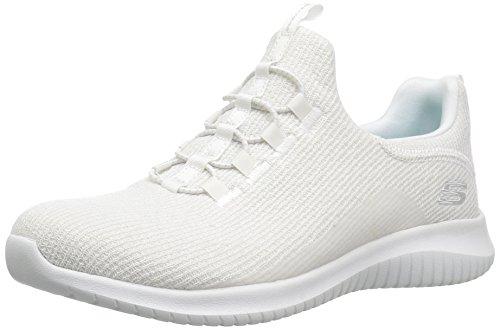 Skechers Sport Mujeres Mujeres Ultra Flex Sneaker Blanco