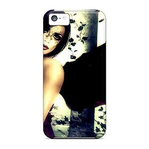 Case Cover Protector For Iphone 5c Dark Fairy Case