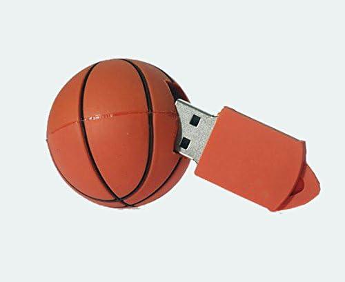 USB 8gb Pelota Basket Pendrive Baloncesto 2.0 Flash Drive: Amazon ...