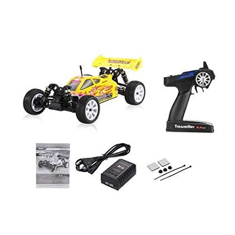 D RC Truck Off-Road Car Remote Control Vehicle 2.4ghz High Speed