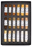 Jack Richeson Unison Pastel Natural Earth Colors, Set of 18