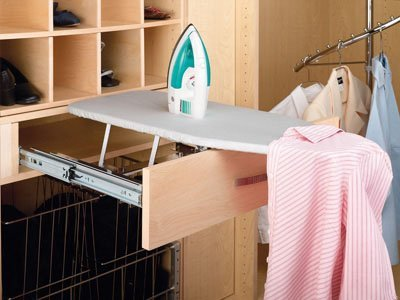 Rev A Shelf Rscib.16Cr Rev-A-Shelf Pull-Out Ironing Board by Rev-A-Shelf
