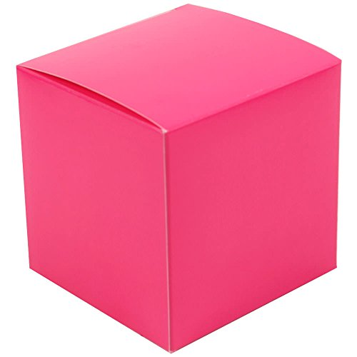 JAM Paper® Glossy Gift Boxes - 3 1/2