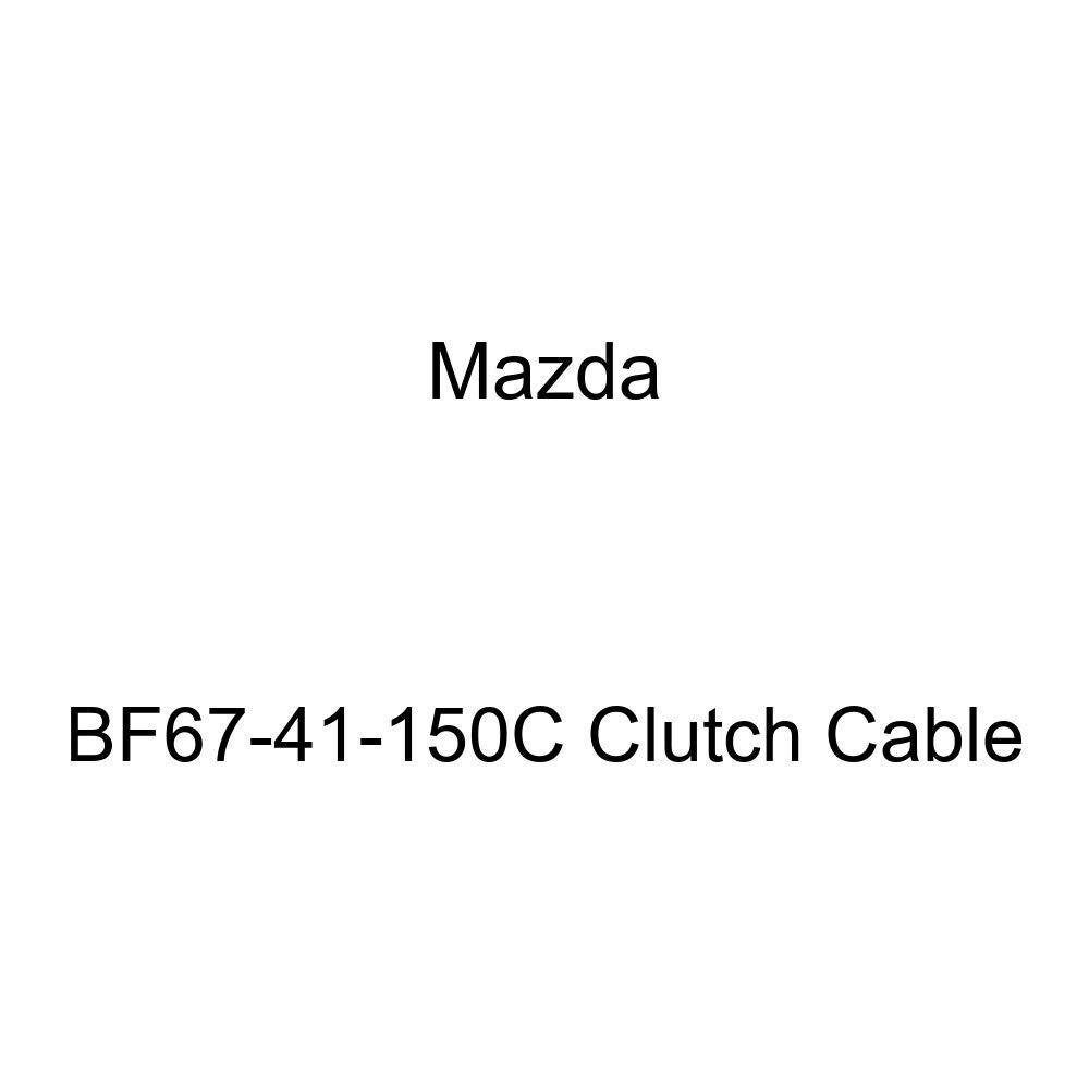 Mazda bf67 – 41 – 150 Cクラッチケーブル   B00KWEYARI