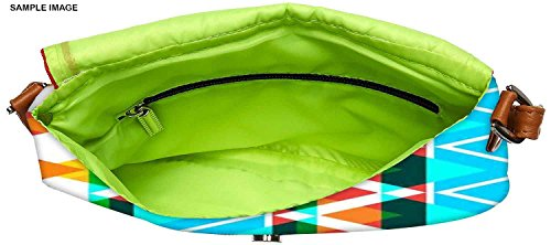 Snoogg Sac de plage, Multicolore (multicolore) - RPC-7498-SPUBAG
