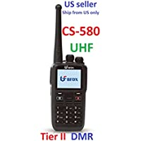 Connect Systems CS580 UHF 400-480Mhz Tier I and II DMR