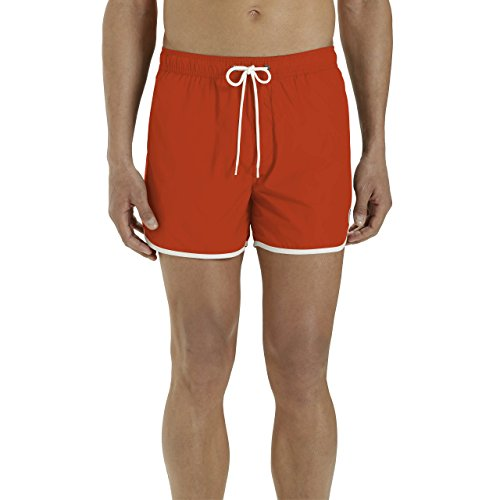 Short North Sails Herren Volleyball w/Patch 673310 mainapps, rot