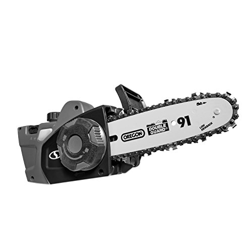 Sun Joe GTS4000E-8CS-CGY 7 Amp Chain Saw Attachment for Electric Lawn Care System, Grey