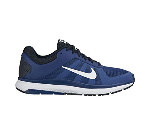 Nike Men's 831532-403 Trail Running Shoes, Blue Blue (Coastal Blue / White-dark Obsidian)