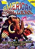 American Chillers #20 Mutant Mammoths of Montana, Johnathan Rand, 189369979X