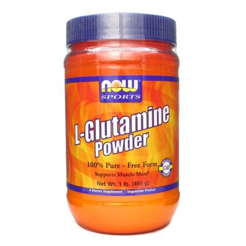 NOW Foods Sports L-Glutamine Powder -- 3-Pound ,NOW-sg by NOW Foods