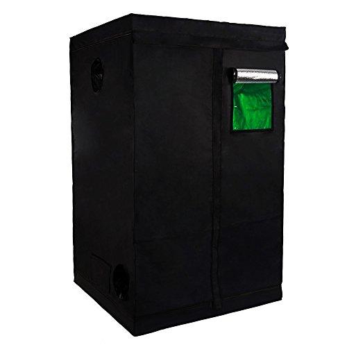 Valuebox 48''x48''x80'' Indoor Mylar Hydroponics Grow Tent by Valuebox