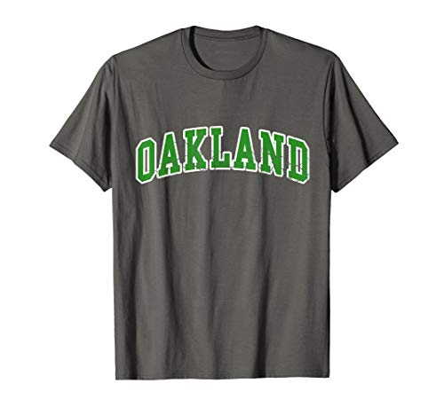 Oakland California T-Shirt for sale  Delivered anywhere in USA