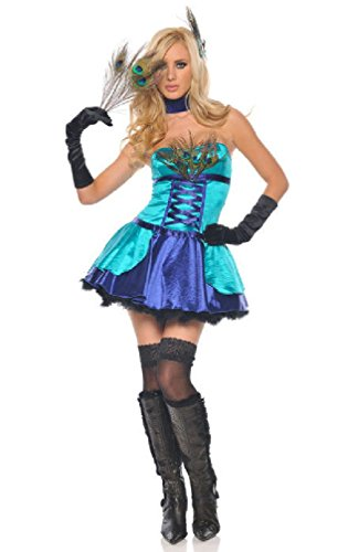 8eighteen Tickle My Fancy Masquerade Adult Costume ()