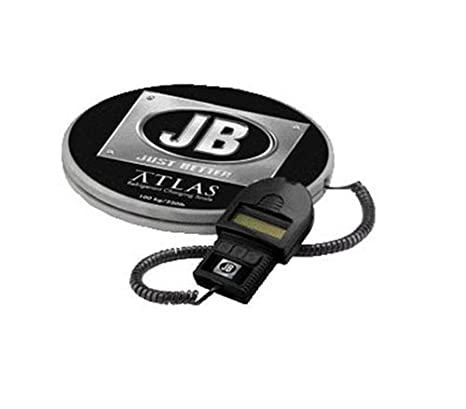 JB Industries DS-20000 Atlas Refrigerant Charging Scale by Standard Plumbing Supply