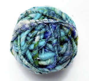 Knitcollage - Castaway Yarn (Seaglass Sparkle)