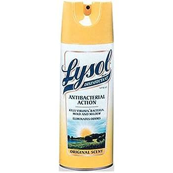 Lysol Disinfectant Spray, Original, 19 oz.