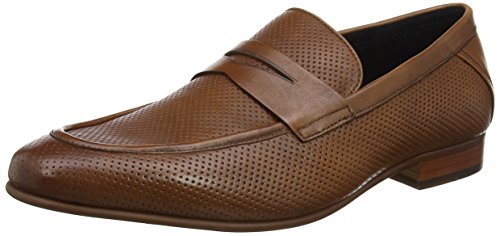 Dune Men's Palazzo Loafers Brown (Tan) M42Dwqh8l
