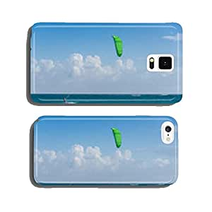 Kitesurf at Tulum, caribbean paradise. Traveling Mexico water sp cell phone cover case Samsung S6