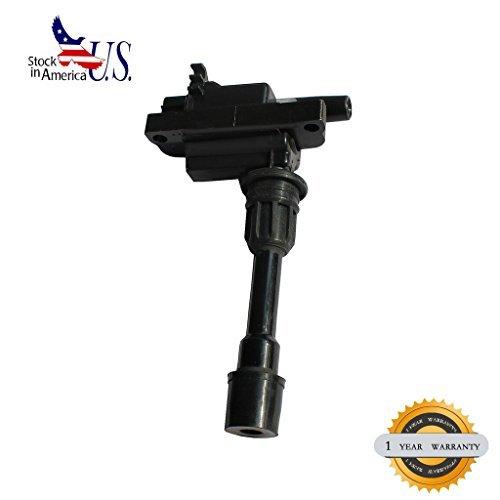 Deal 1pc Brand New Ignition Coil Fit 01-03 Mazda Protege 02-03 Protege5 2.0L L4