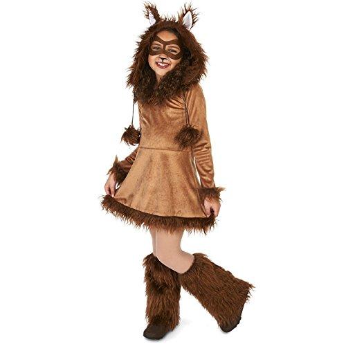 [Fox Tween Dress Up Costume 0-3] (Forest Animal Halloween Costumes)