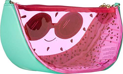 Womens Crossbody Watermelon Tuttie Clear Betsey Luv PVC UqwT755