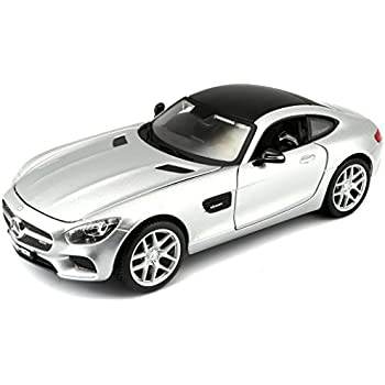 Maisto 1:24 Mercedes Benz AMG GT Diecast Vehicle (Colors May Vary)