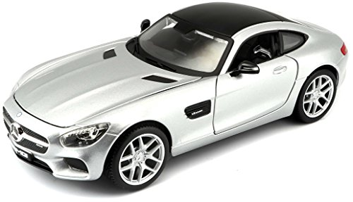 Maisto 1:24 Mercedes-Benz AMG GT Diecast Vehicle (Colors May - Diecast Mercedes Cars