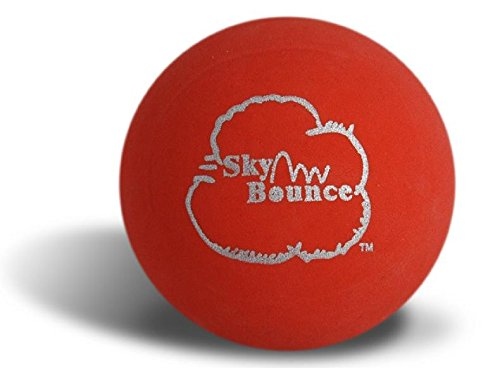 Sky Bounce Balls Green Color Rubber Handball for