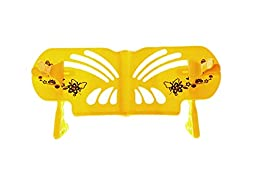 Creative Book Stand Reading Holders Bookends Book Racks, Yellow Flower