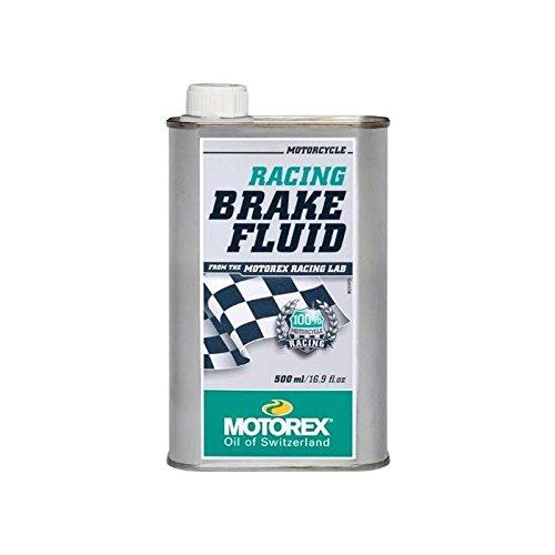 Motorex Racing Brake Fluid 500mL Exceeds Dot 5.1 Spec!