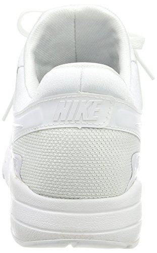 Essential White wolf Max Sneakers Nike Basses Platinum Noir Air Zero Homme pure Grey White Blanc Gris qFPggntz5x