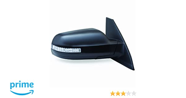 Fit System 68595N Nissan Altima Coupe Passenger Side OE Style Heated Power Replacement Mirror with Turn Signal