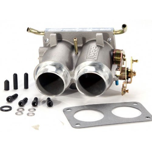 - BBK 3503 Twin 61mm Throttle Body - High Flow Power Plus Series For Ford F Series Truck And SUV 302, 351