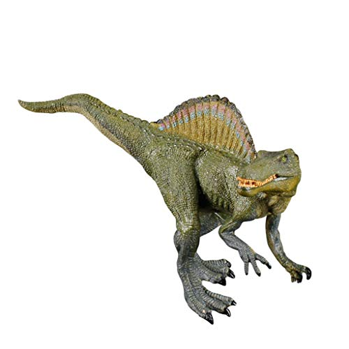 FIged Kids Toys, Educational Realistic Dinosaur Figures with Movable Jaws Including T-rex, Triceratops, Velociraptor, etc